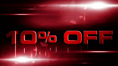 10 percent OFF 04 Stock Video Footage