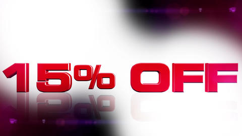 15 percent OFF 02 Stock Video Footage