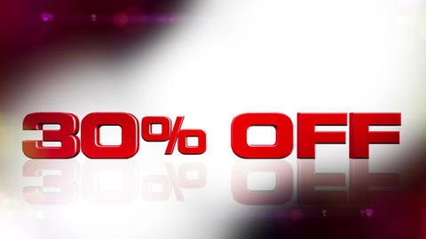 30 percent OFF 02 Stock Video Footage