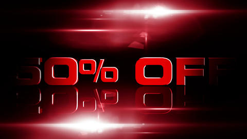 50 percent OFF 04 Stock Video Footage