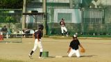 Elementary School Sport Center in Okinawa Islands Japan 03 baseball Footage