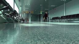 Helsinki Vantaa Airport 01 Stock Video Footage