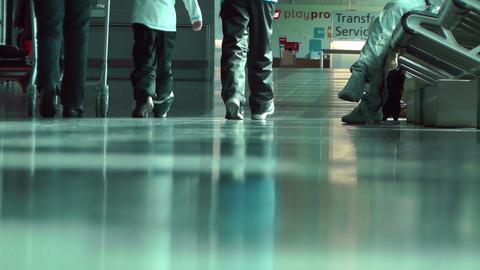Helsinki Vantaa Airport 03 Stock Video Footage