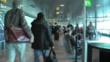 Helsinki Vantaa Airport 15 steady 60fps native slowmotion Footage