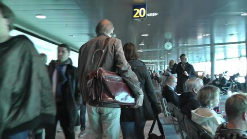 Helsinki Vantaa Airport 15 steady 60fps native slowmotion Footage