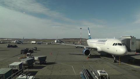 Helsinki Vantaa Airport 17 handheld Footage