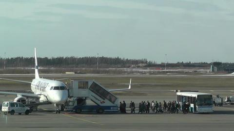 Helsinki Vantaa Airport 27 handheld Footage