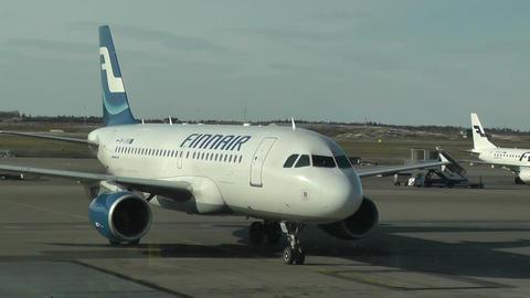 Helsinki Vantaa Airport 33 handheld Footage