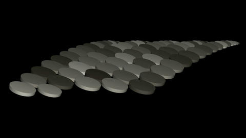 pills & drugs Animation