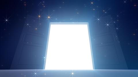 Door Opening DD M1 Fix 5 HD Stock Video Footage