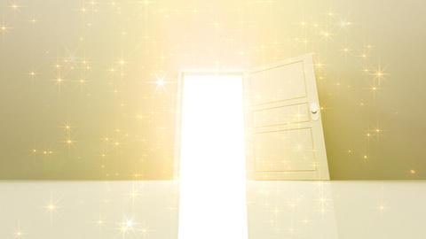 Door Opening SW M1 In 5 HD Stock Video Footage