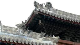 奉国寺 stock footage
