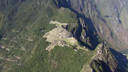 Machu Pichu, Peru Footage