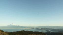 達磨山から見た富士山 Footage