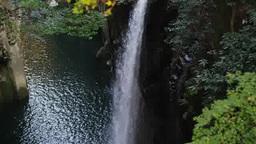 高千穂峡 真名井の滝 Footage