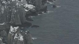冬の仏ヶ浦 Footage