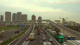 高速道路 Footage