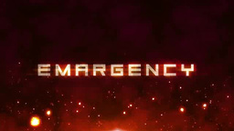 EMARGENCY! stock footage