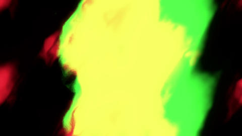 Abstract Motion Background - Psychedelic Colored Oil Movements Animation