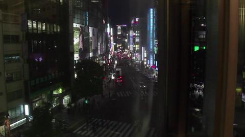 23of 23 People , traffic , buildings , nightlife , Shibuya , Tokyo , Japan , Asi Footage