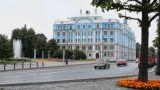 streets of St. Petersburg Footage