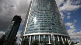 Skyscrapers of Moscow City Footage