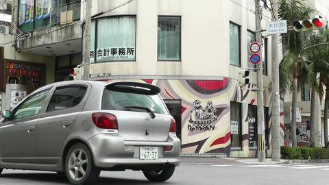 Ishigaki Okinawa Islands 17 traffic Footage