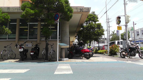 Ishigaki Okinawa Islands 27 street Footage