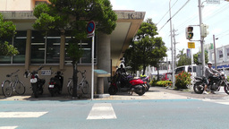 Ishigaki Okinawa Islands 27 street Stock Video Footage