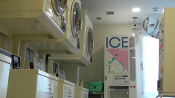 Laundry in Japan 02 Stock Video Footage