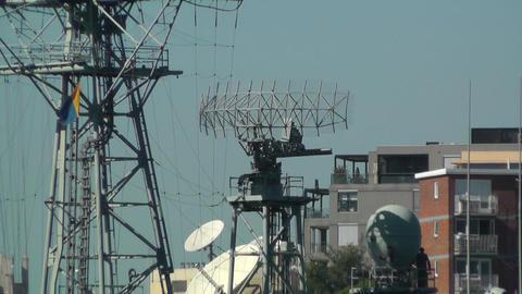 Military Radar 02 Footage