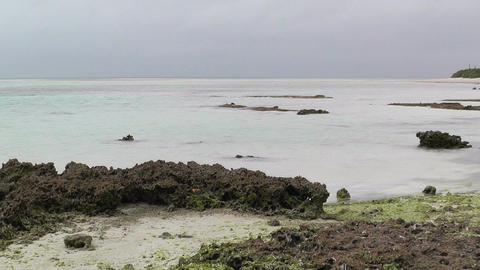 Okinawa Islands Beach 04 Stock Video Footage