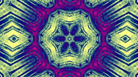 Kaleidoscope Psy Trance Animation