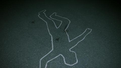 Murder Scene Animation