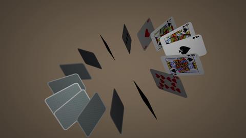 Card Shuffle Animation