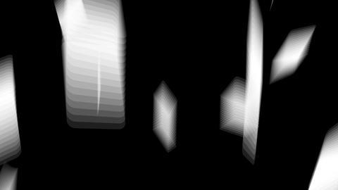 Card Shuffle, Stock Animation