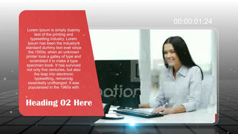 Success Corporate Slides After Effects Template
