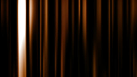 Sepia Curtain Background stock footage