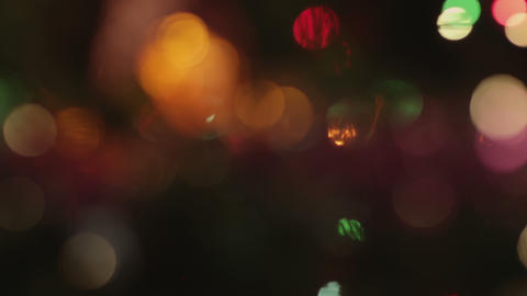 Defocused abstract background Footage