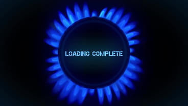 Gas Loading stock footage
