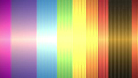 Rainbow Strips Animation