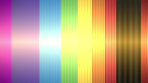 Rainbow Strips Animation