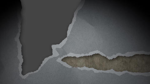 Paper Tear Animation