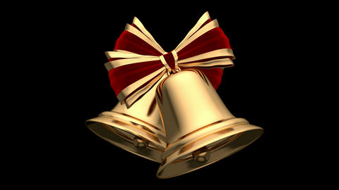 Christmas bells Animation
