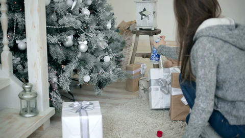 Christmas is Coming Footage