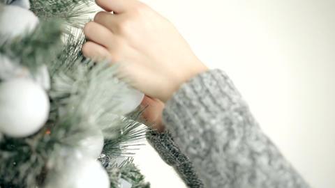 Christmas Close Footage