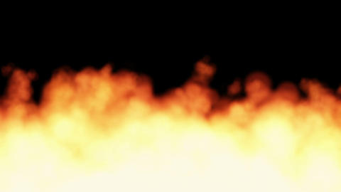 Fire Abstract Background Animation