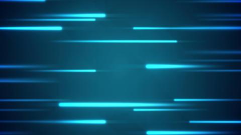 Digital shiny lines footage loop Animation