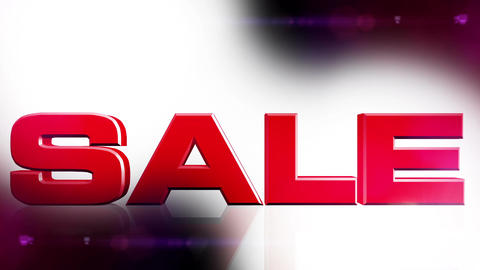 Sale 01 Stock Video Footage