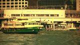 Sydney Circular Quay Port 70s old film stylized 03 Footage